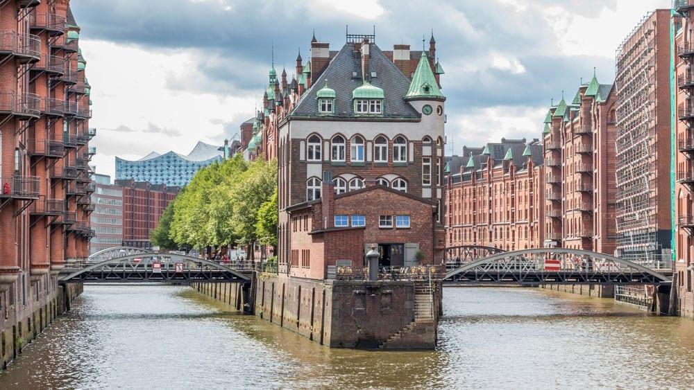 Einblasdämmung Hamburg Speicherstadt
